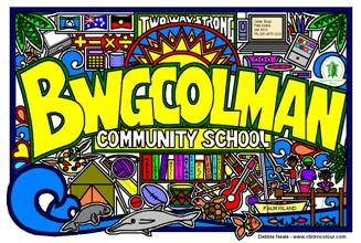 Click N Colour design for your school