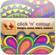 Click'n'Colour for iPad via iTunes